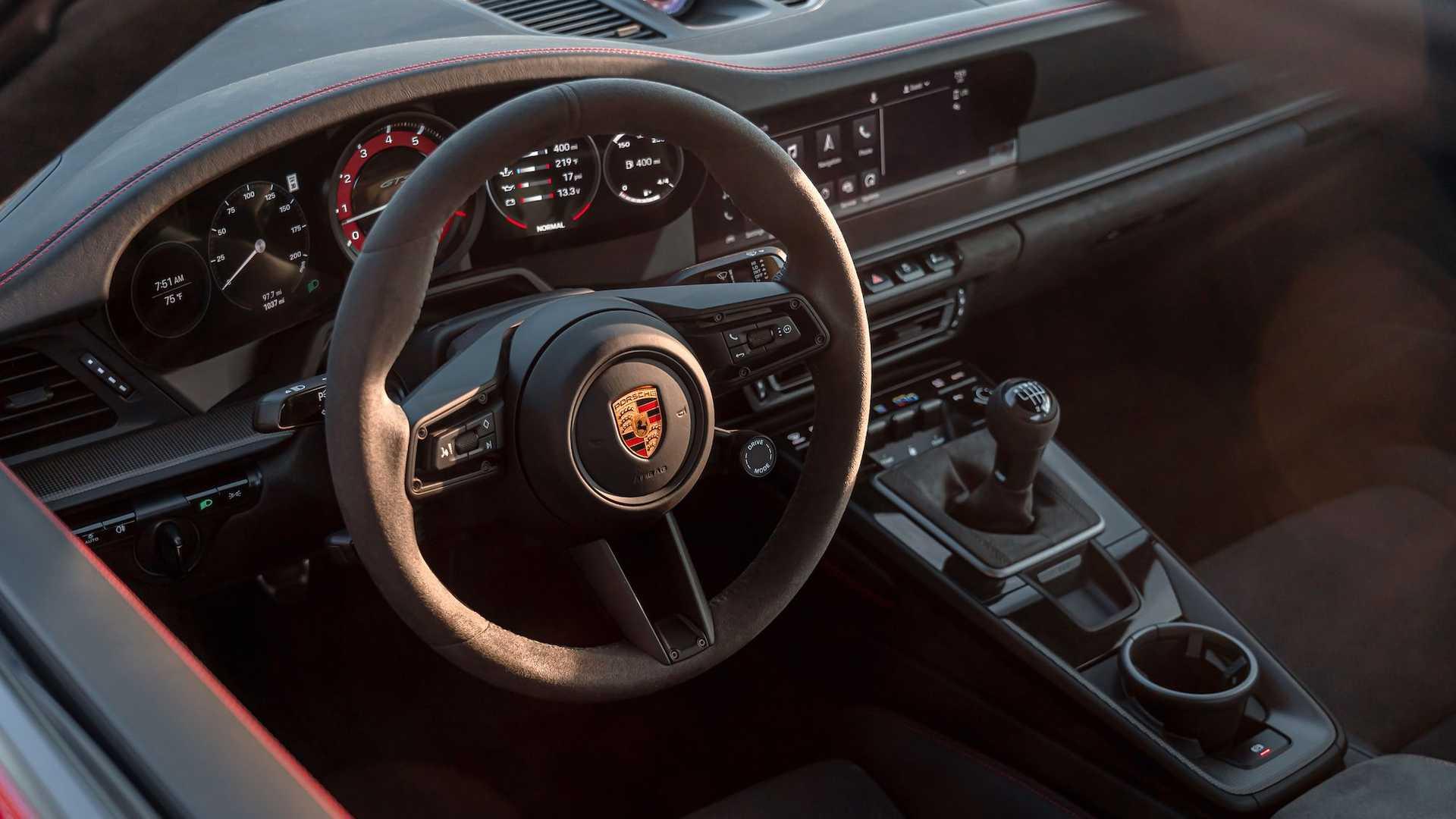 Porsche 911 utastere